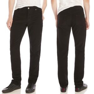 James Perse 5 Pocket Scuffed Moleskin Pant